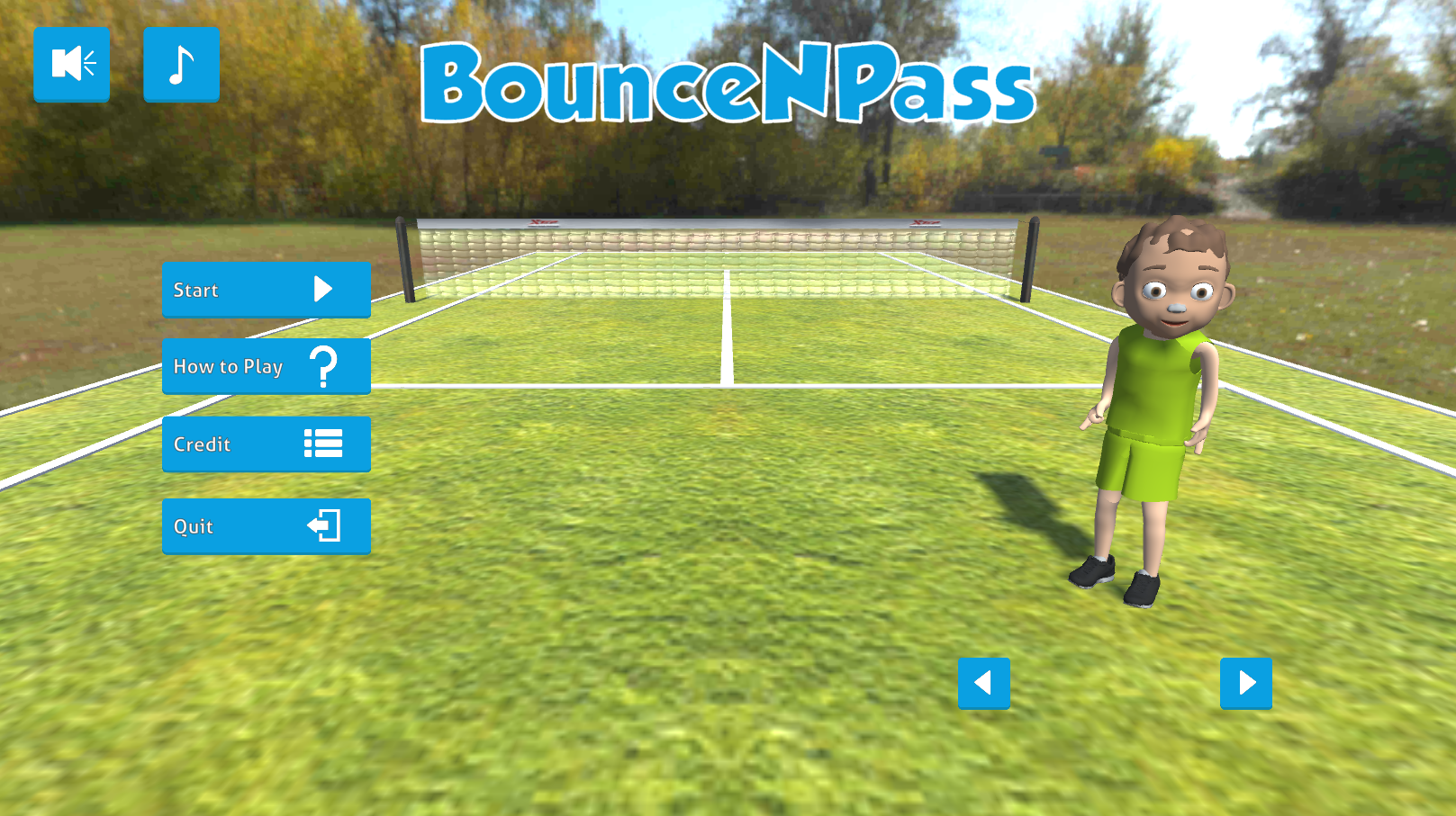 BounceNpass
